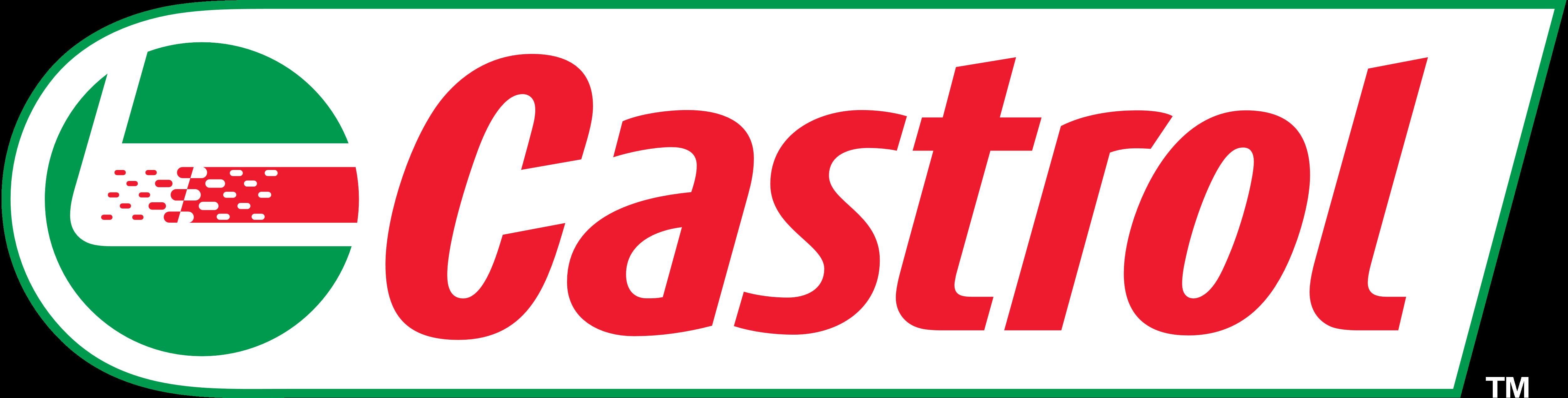 Castrol logo 2D transparent