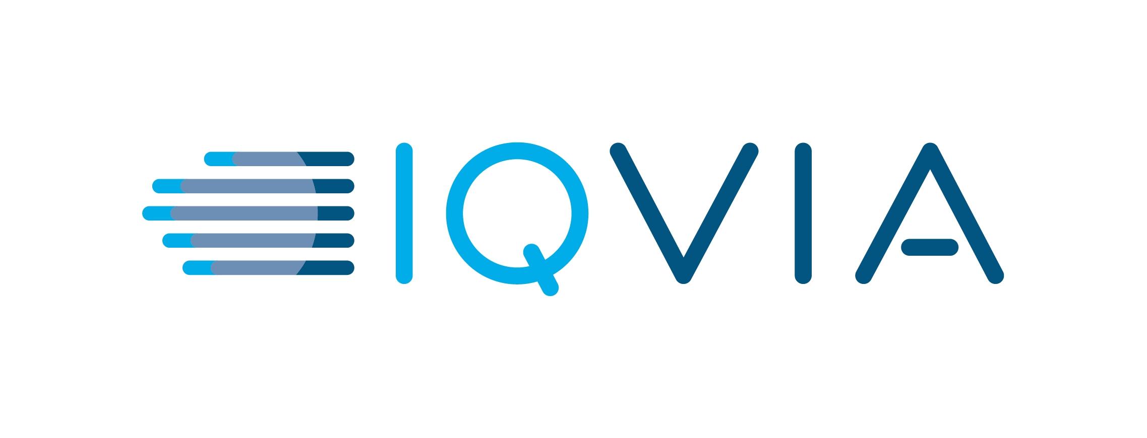 IQVIA Logo Tricolor
